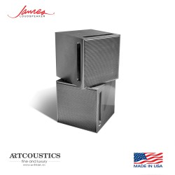 Loa Bookshelf 43CUBE - All Aluminium